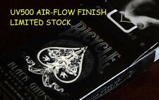 Bicycle Ellusionist RARE UV500 Black Ghost Magic US Playing Cards Magic Poker