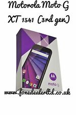 Motorola Moto G (3rd Gen) XT 1541  Box & Accessories