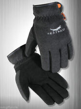 Caiman® 2395 Deerskin Fleeceback Heatrac®  Insulated Winter Work Gloves XXL