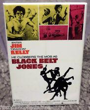 """Black Belt Jones Movie Poster 2"""" x 3"""" Refrigerator Locker MAGNET Kelly"""
