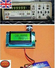 RF DA 1 A 500 MHZ Frequency Counter TESTER MISURAZIONE DIGITALE a LED per Ham Radio