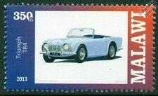 TRIUMPH TR4 Sports Car Automobile Mint Stamp