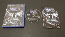 Star Wars the Force Unleashed ( Playstation 2 )