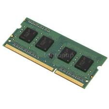 Crucial 4GB DDR3 1600MHz CL11 204 Pin SODIMM Notebook Laptop Memory RAM D7I4