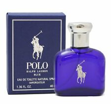POLO RALPH LAUREN BLUE UOMO EDT NATURAL SPRAY VAPO - 40 ml