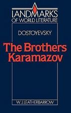 Dostoyevsky: The Brothers Karamazov (Landmarks of World Literature), Leatherbarr