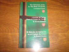The Salvation Army in the Body of Christ-An Ecclesiological Statement-PB 2008