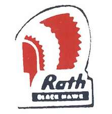 RATH REEFER CAR ADHESIVE STICKER for American Flyer S Gauge Scale Trains