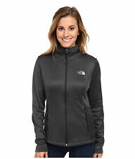 New Womens North Face Fleece Zip Jacket Agave Coat Small