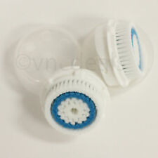 2 Deep Pore Brush Heads for Clarisonic SMART PRO ARIA PLUS Mia, Mia 2 & Mia 3