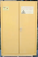 Eagle YPI-47 60 Gallon Paint/Ink Flammable Liquid Safety Storage Cabinet