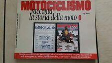 MOTOCICLISMO RACCONTA LA STORIA DELLA MOTO - VOL.1 - RARO - COME NUOVO