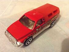 1/64 HOT WHEELS DODGE Ram Pick Up Pizza consegna 24/7