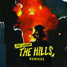 "THE WEEKND THE HILLS REMIXES VINILE EP 12"" RECORD STORE DAY 2016 NUOVO"