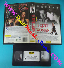 film VHS SCENT OF A WOMAN Al Pacino Chris O'Donnell Vivivideo 1992  (F8*)no dvd