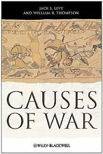 Causes of War by Jack S. Levy and William R. Thompson (2010, Paperback)