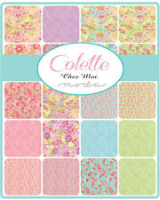 Colette Moda  Quilt Fabric Charm Pack 42   5""
