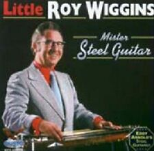 Mister Steel Guitar by Little Roy Wiggins (Country) (CD, Jul-2011, Gusto...