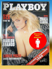 PLAYBOY Dicembre 1993 - Erika Eleniak - Simona - Julianna Young - Madonna