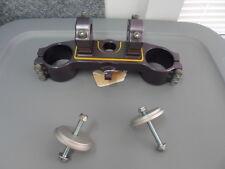 "NOS Pro Taper CR 1-1/8"" Rubber Mount Upper Triple Clamp Kit 021329"