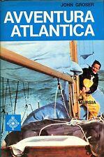 John Groser AVVENTURA ATLANTICA 1a ITA