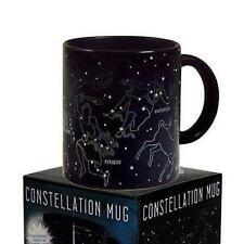 Changeant À La Chaleur Nuit Étoile Constellation Mug Tasse À Café En Céramique