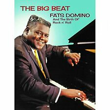 FATS DOMINO New Sealed 2017 COMPLETE HISTORY & BIOGRAPHY & MORE DVD