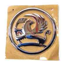 VAUXHALL COMBO C VECTRA C REAR GRIFFIN EMBLEM NEW GENUINE 93171986