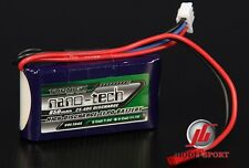 Turnigy Nano-Tech 850mAh 2S 7.4V 25-40C Lipo Battery Heli Plane Car