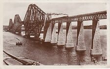 Forth Bridge, Ferry & Train, SOUTH QUEENSFERRY, West Lothian RP
