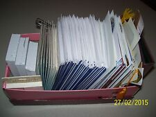 LOT OF CHRISTMAS CARDS, BOOKMARKS, INDEX CARDS, PLACE CARDS, RULER, PHOTO BOOK +