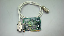 National Instruments PCI-GPIB 183617C-01 Interface Card W/ 6.5FT Cable  #TQ111