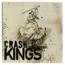 Crash Kings Music Sticker skate snow surf board bmx guitar van ipad car sk8