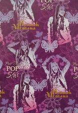 Hannah Montana Gift Wrapping Paper