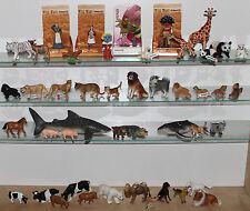 SAMMLUNG == Konvolut aus 46 Tierfiguren Bayala Wildtiere Tiere von Schleich u.a.