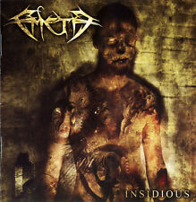 EMETH - Insidious CD (BrutalBands, 2004)  *Brutal Swed. Death Metal