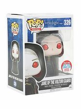 FUNKO POP JANE OF THE VOLTURI GUARD TWILIGHT SAGA 2016 NYCC EXCLUSIVE STICKERED