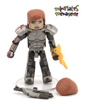 Mass Effect Minimates Blind Bag Counter Dump Commander Jane Shepard