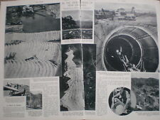 Photo article in the gold fields of New Guinea 1935