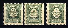 AZORES - AZZORRE - 1922-1924 -  Francobolli del Portogallo del 1922. Segnatasse