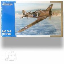 SPECIAL HOBBY 1/48 AUSTRALLIAN CAC CA-9 WIRRAWAY *PLASTIC-PHOTO ETCH-RESIN KIT*