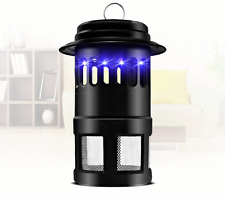 Electrical LED Pest Mosquito Killer Bug Zapper with Fan Trap Lamp Silent Killer