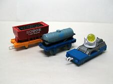 Thomas,Trackmaster Motorized, Search & Rescue Set, EUC (no batteries required)