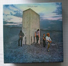 THE WHO - Who's Next DRAWER JAPAN PROMO BIG BOX