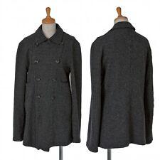 robe de chambre COMME des GARCONS Wool Full jacket Size L(K-35936)