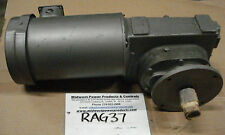 Dodge Reliance Master XL gear motor FB56CG16F, 192:1, 1/.50hp, 460v, 56CG16F