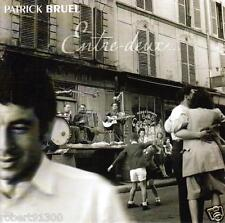 CD audio.../...PATRICK BRUEL.../...ENTRE DEUX....../....2 CD.......