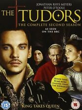 TUDORS Complate Series 2 DVD Box Set Brand New Sealed UK Second 2nd Season ?