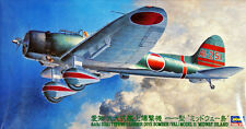 Hasegawa JT56 AICHI D3A1 BOMBER(VAL) MIDWAY ISLAND 1/48 scale kit