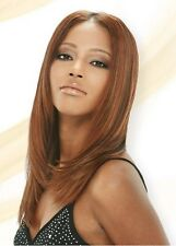 QUE YAKY WEAVE BY MILKYWAY 100% HUMAN HAIR STRAIGHT WEAVE EXTENSION
